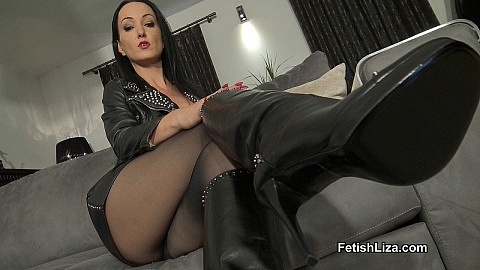 Edging for My leather boots