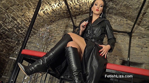Leather Goddess worship