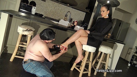 Pay for My heel fetish part 1
