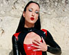 Hot and horny in my latex catsuit  wearing latex turns me on wearing latex catsuits drives me crazy  my cunt just needs to cumshot and i ve got just the right cock for that  come join me in the sun for some sweaty sex. Wearing latex turns me on, wearing latex catsuits drives me crazy. My pussy just needs to ejaculate and I\'ve got just the right cock for that. Come join me in the sun for some sweaty sex